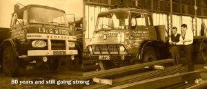 IS & G Steel